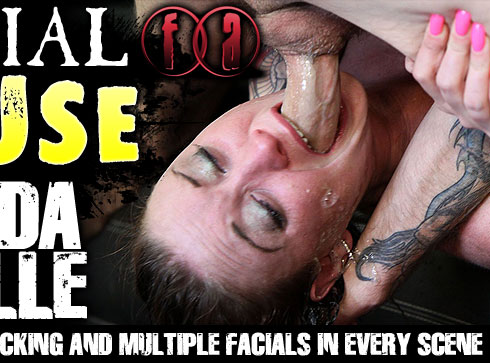 The Facial Abuse Jada Belle Video